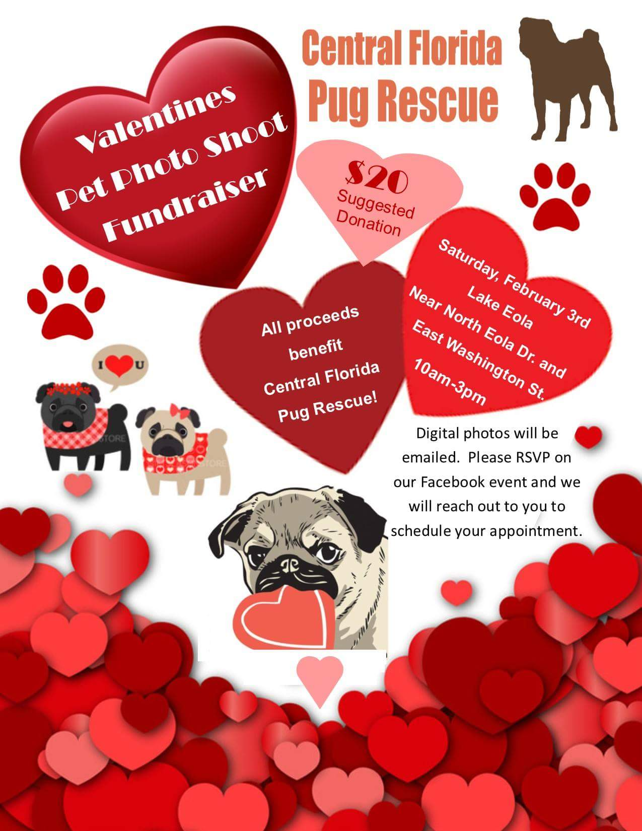 Valentines day fundraising ideas